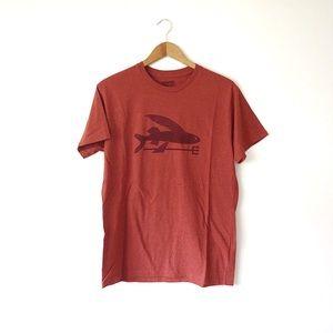 Patagonia Big Sur Flying Fish T-shirt
